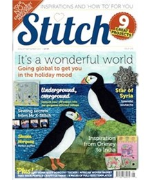 Front cover Stitch 108