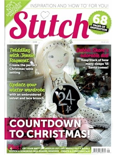 Front cover Stitch 109