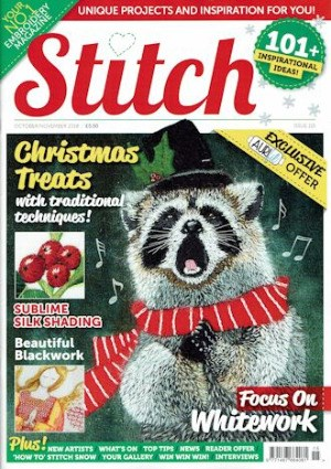 Stitch front cover issue 115