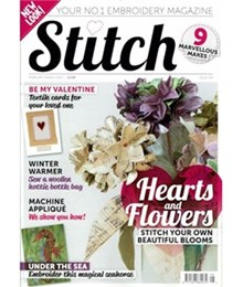 Front cover Stitch 105