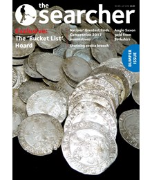 Searcher July 2018 front cover