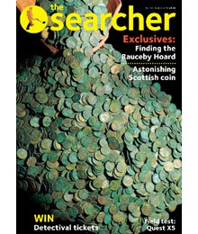 Searcher front cover Aug 19