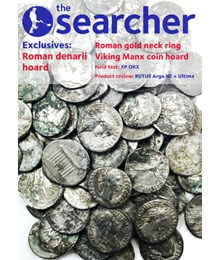 Searcher February 2019 front cover