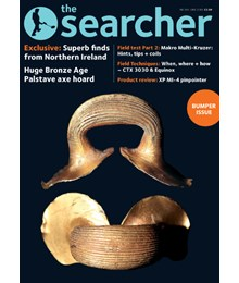 Searcher Front Cover June18