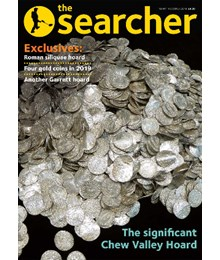 Searcher front cover November 2019