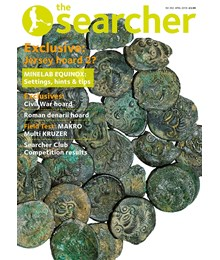 Searcher front cover-April-18