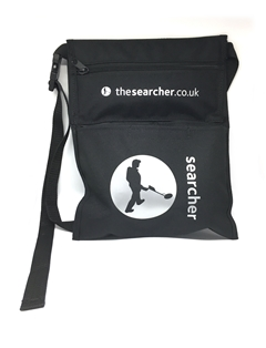 Searcher black finder pouch