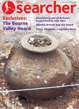 Searcher november 18 front cover