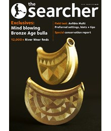 The Searcher front cover January 2019