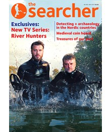 The Searcher front cover May19