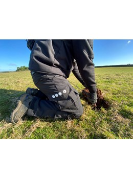 Searcher Detecting Trousers