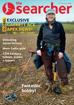 Searcher Front Cover August 2020