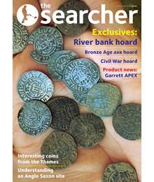 Searcher front cover July 2020