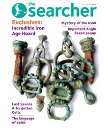 Searcher front cover May 2020