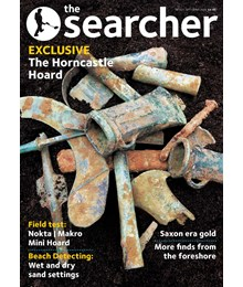 Searcher front cover September 2020