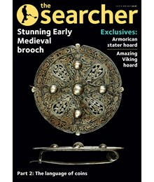 Searcher June 2020 front cover