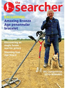 Searcher December 2020 front cover