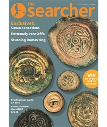 the Searcher front cover Feb 18