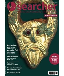 the Searcher front cover Jan 18