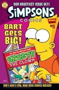 Simpsons Comic Issue 11 front cover