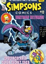 Simpsons Comic Issue 13
