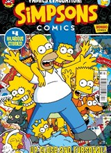 Simpsons Comic Issue 20