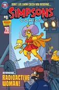 Simpsons Comics Issue 9