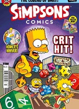 Simpsons Comics Issue 23