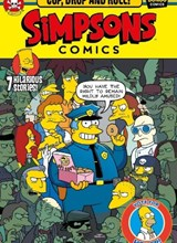Simpsons Comics Issue 21