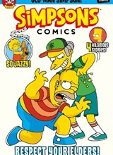 Simpsons Comics Issue 22