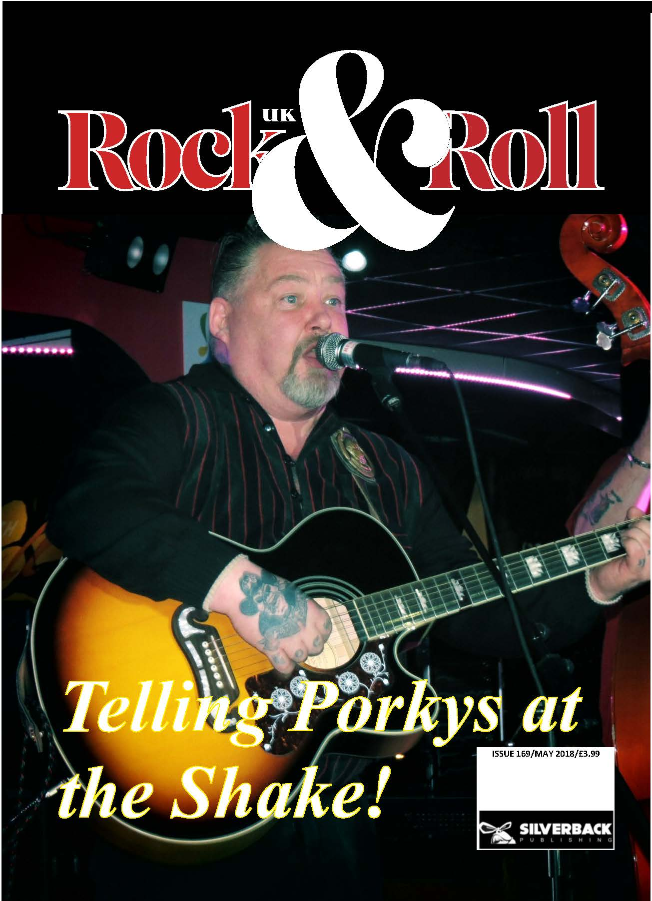 UK Rock and Roll May 2018