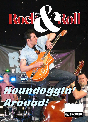 UK Rock and Roll August 2018 front cover