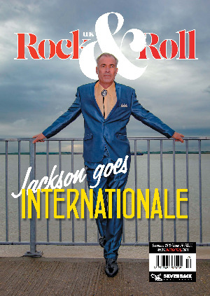 UK rock and Roll December 18 front cover
