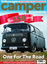 VW Camper Issue 150