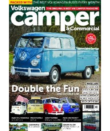 VW Camper Issue 151-front cover
