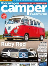 VW Camper Issue 156 front cover