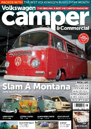 VWCamper issue 148 cover