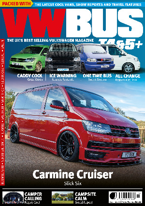 VW Bus Issue 82 cover