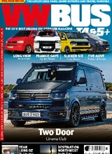 VW Bus issue 91 front cover
