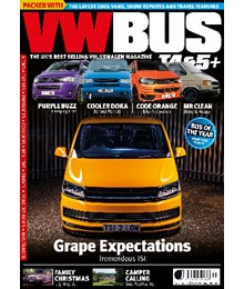VW Bus T4 and 5 Issue 92 cover