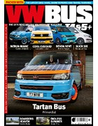 VWBus T4 and 5 front cover issue 93