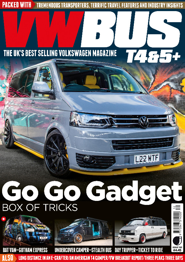 VW Bus Issue 103 front cover