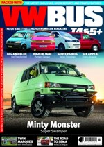 vw-bus-t4-T5 Front Cover issue 69