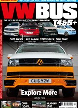 VWBUS front cover issue 98