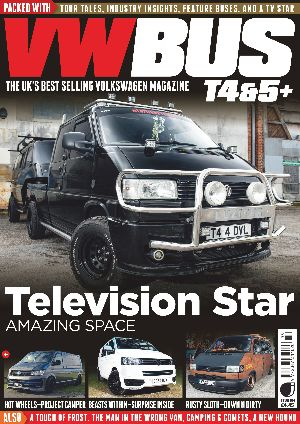 VWBUS issue 106 front cover