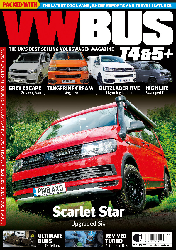 VWBUS Issue 97 front cover