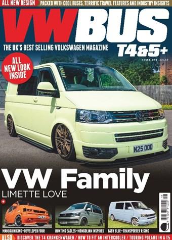 VWBus T4&5+ Issue 102