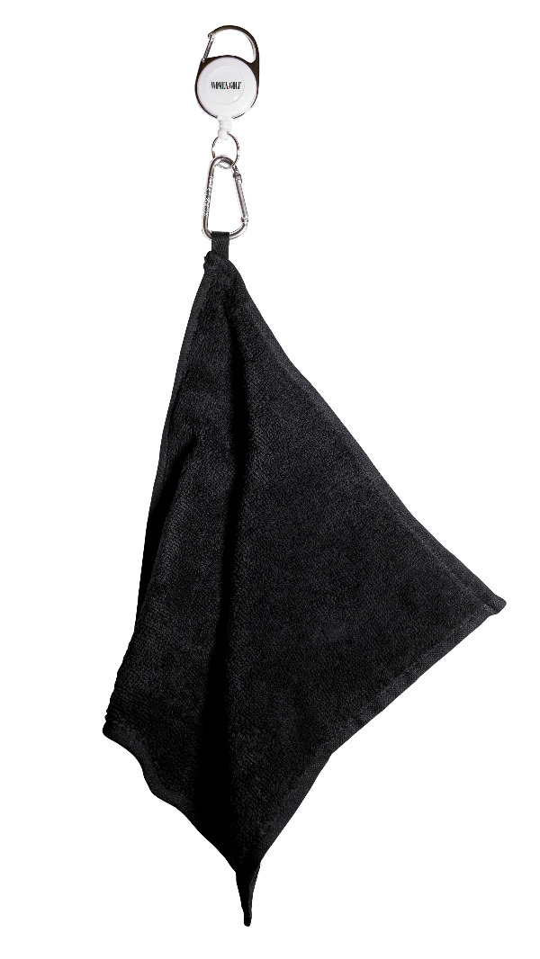 Free Gift: Retractable golf towel