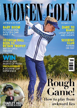 Women and Golf July August 2019 issue