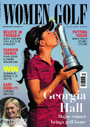 Women and golf Sep Oct 18 Front Cover